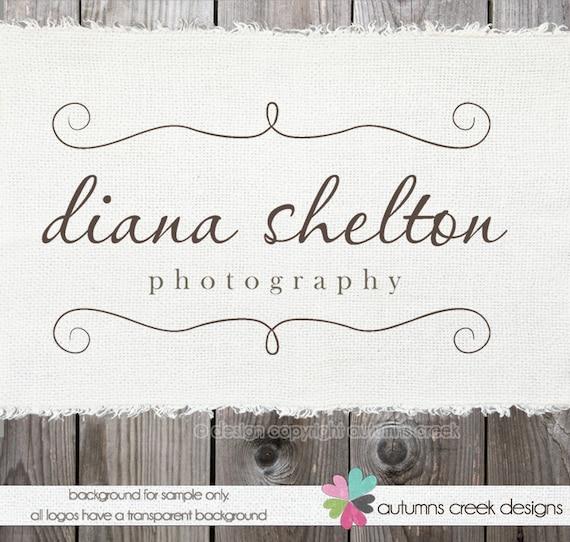 signature logo logo design Photography Logos and watermarks photography logo frame logo real estate logo blogger logo logo designs text logo