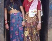 Sisters, Nepal.  Ultrachrome K3 Archival Print