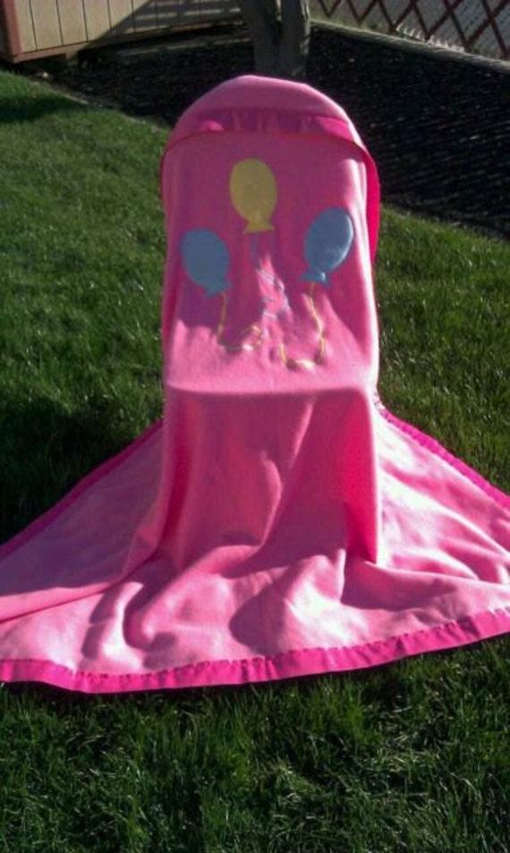 My Little Pony Friendship is Magic Pinkie Pie Fleece Blanket