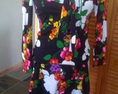 1960s 2 Piece Outfit / Skirt with Matching Top