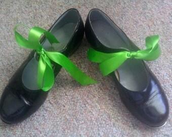 Vintage Tap Shoes Size 7