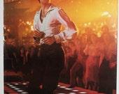 "Original Vintage 1978 ""Saturday Night Fever"" John Travolta Poster"