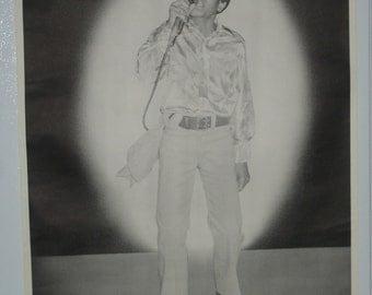 "Original Vintage 1971 ""Michael Jackson"" Poster"