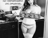 Cookies, 8x10 silver gela...