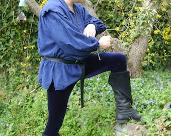 Men's Velvet Leggings - pick your color/ pick your size
