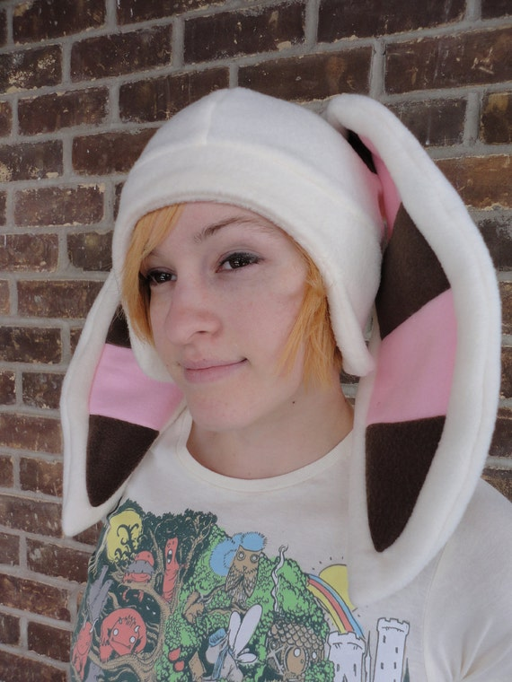 Momo Avatar Hat - Adult-Teen-Kid - A winter, nerdy, geekery gift!