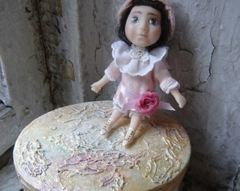 OOAK  Art Doll - Margarita