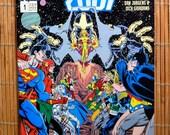 Armageddon 2001  - DC Comics -  Superman -  Batman -  Wonder Woman