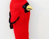 Custom Crocheted Golf Club Head Cover
