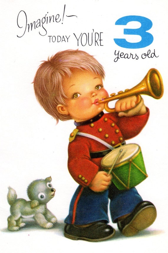 Birthday Card Sayings For A 3 Year Old Years Old Birthday Party