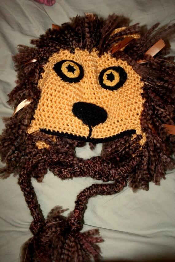 96f9788a5f4 Items similar to luna lovegood detroit lions inspired jpg 570x854 Luna lion  hat