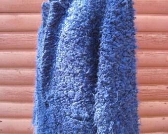 Vintage 1980s Cavaricci Fuzzy Wool Jacket