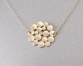 Bubble Pendant Necklace