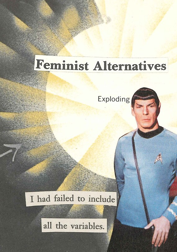 Feminist Alternatives (Spock)