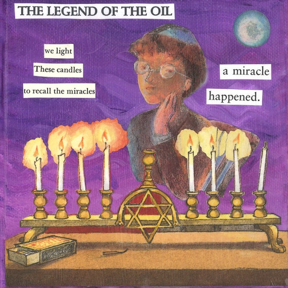 Legend of the Oil