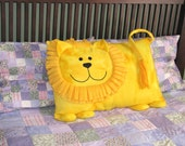 Lion Pillow Sham