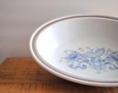 "Vintage Bowl Royal Doulton Inspiration Pattern LS1016 - 10"" Vegetable Bowl"