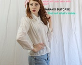 ON SALE. White Hot  Work Blouse. SALE