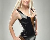 Edina Latex Dress