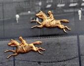 Tiny Jumping Horses ( 3 pc )