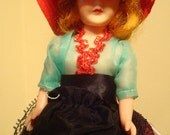 Vintage Doll 1950's Sleepy Eye Doll