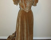 On sale-1896 Liberty & Co Artistic and Historic Costume Studio Aesthetic ball gown