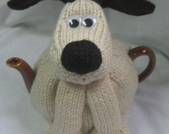 Knitting Pattern For Teacup Dog : Dog tea cozy Etsy UK