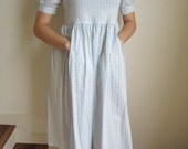 Vintage Laura Ashley country dress 80s 50% OFF