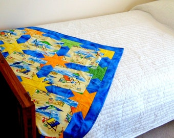 A Day at the Beach Quilt