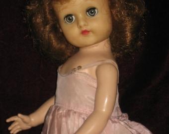 Girl Doll by Ideal, Sarah Ann or Princess Mary