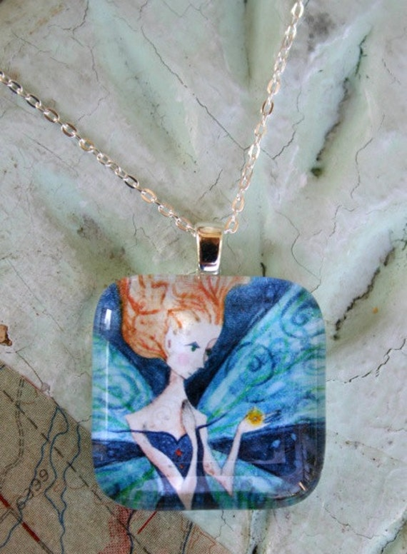 Tooth Fairy Pendant