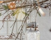 mason jar solar light hangers 2