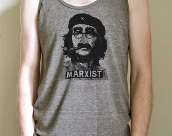 Groucho Marx 'Marxist' Unisex Tank