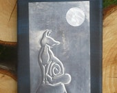 Luna Fox Original Art