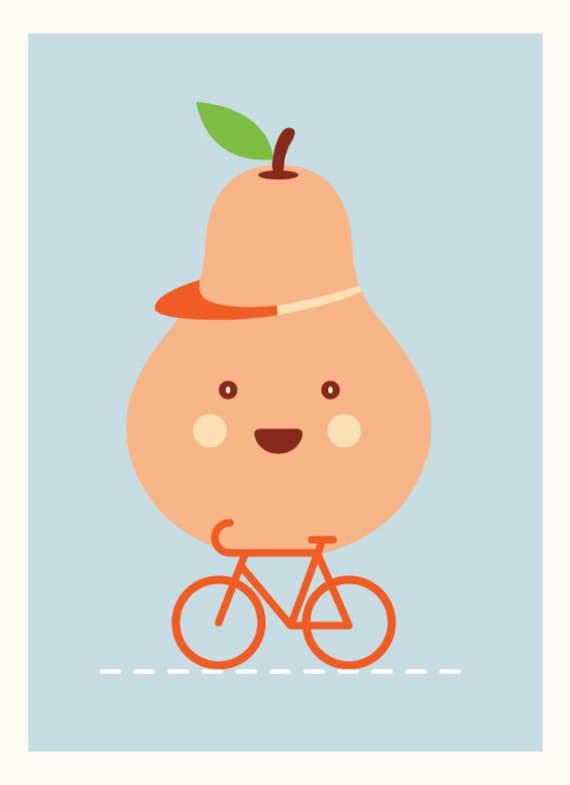 Cycling (kid, happy, bike, fun)