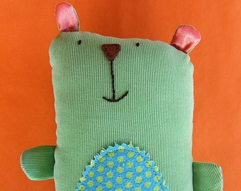 Teddy Bear Sewing Pattern PDF