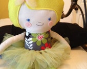 Cloth Baby Doll-Customized Options