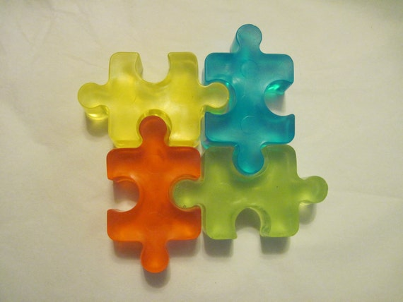 Puzzle Soap