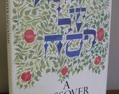 A Passover Haggadah. Beautifully Illustrated by Leonard Baskin.
