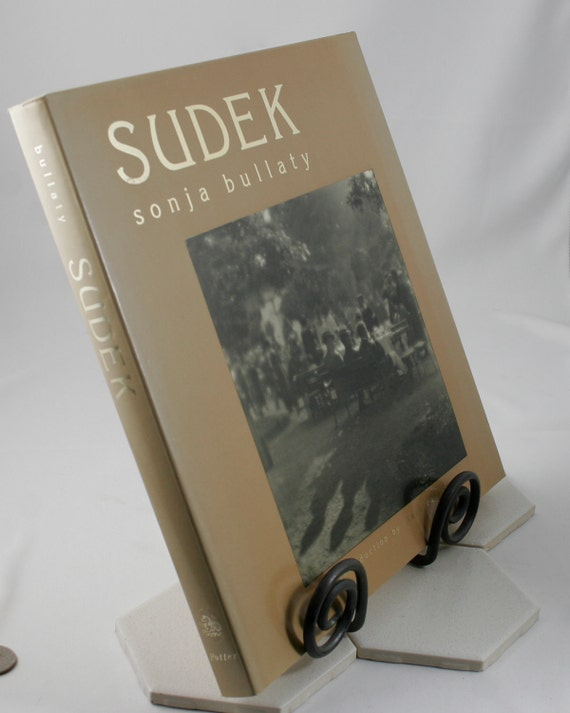 Sudek (First Edition) by Sonja Bullaty and Intro by Anna Farova Published by Clarkson N. Potter, Inc in 1980