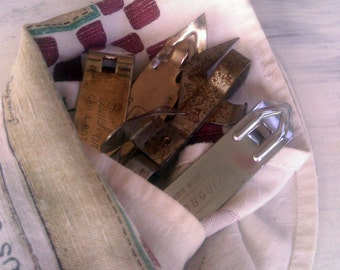 Vintage Bottle Openers, Can Openers, Cork Screw, Can Tapper, Vintage Barware Kitchen Gadget by Ekco Fairgrove Vaughan