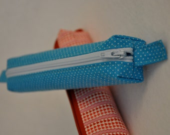 Skinny Pen Case / Pencil Case - PDF Sewing Tutorial
