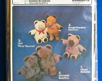Rumple Bearskins Bearthree by Bear Comforts