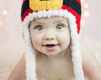 Christmas Santa Hat for all sizes, newborn to adult