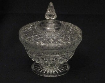 Wexford Candy Dish by Anchor Hocking