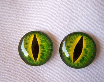 Glass eyes 20mm glass eyes jewelry supplies