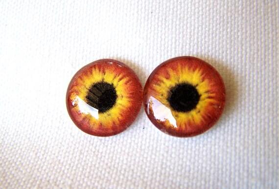Alexander Doll Eye Jewelry