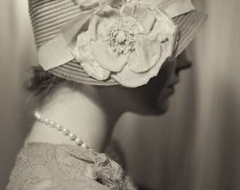 """Cloche, Original Photograph by Artist 8.5""""x11"""""""