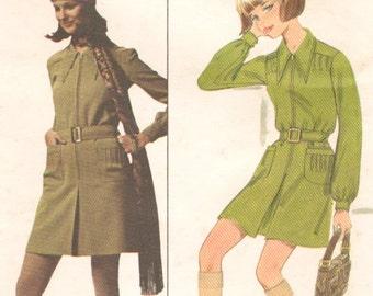 Jean Muir dress pattern -- Butterick Young Designer 5510