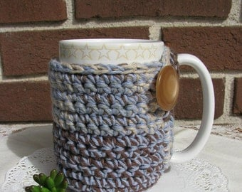 OOAK Coffee - Tea - Cocoa Cozy for your mug or cup